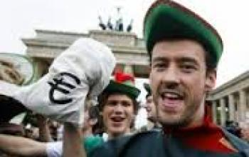 Robin Hood Tax campaigners